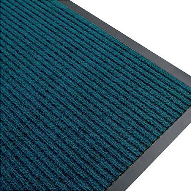Ribbed Mat Blue Swatch