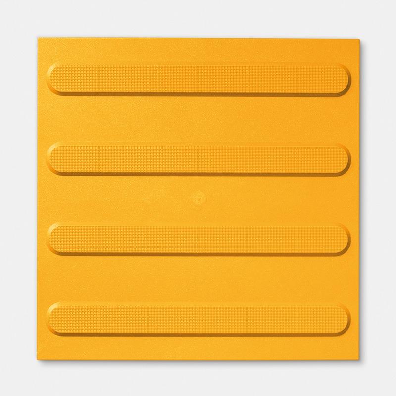 Tactiles Yellow Stripe